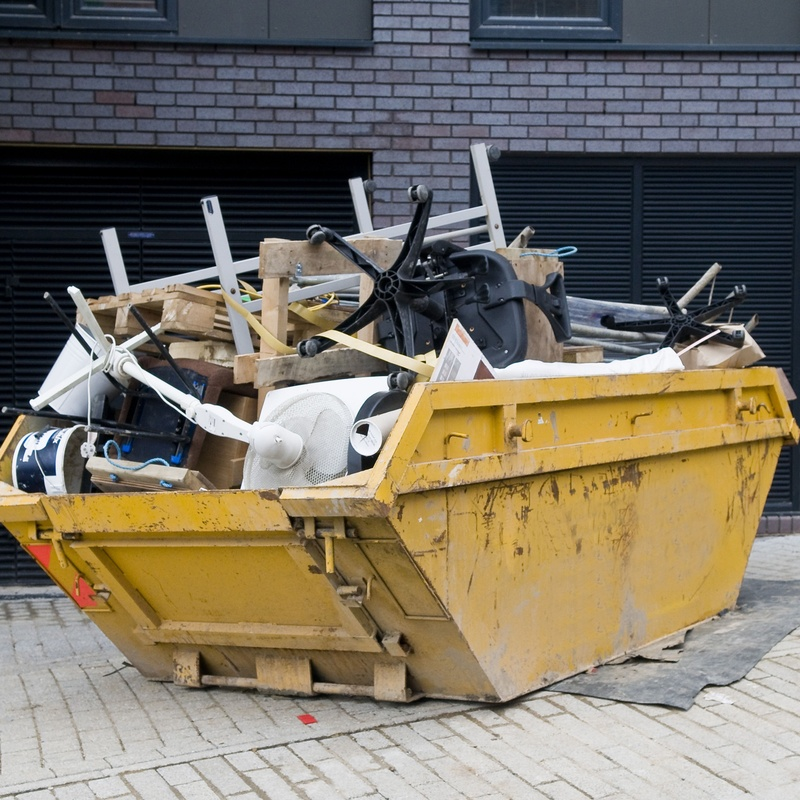 Gestión de residuos: Servicios de Pisomoving