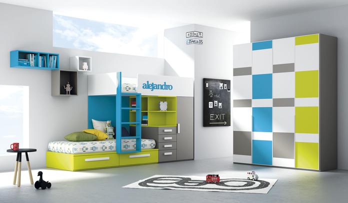Litera 5: Nuestros muebles de Muebles Aguado