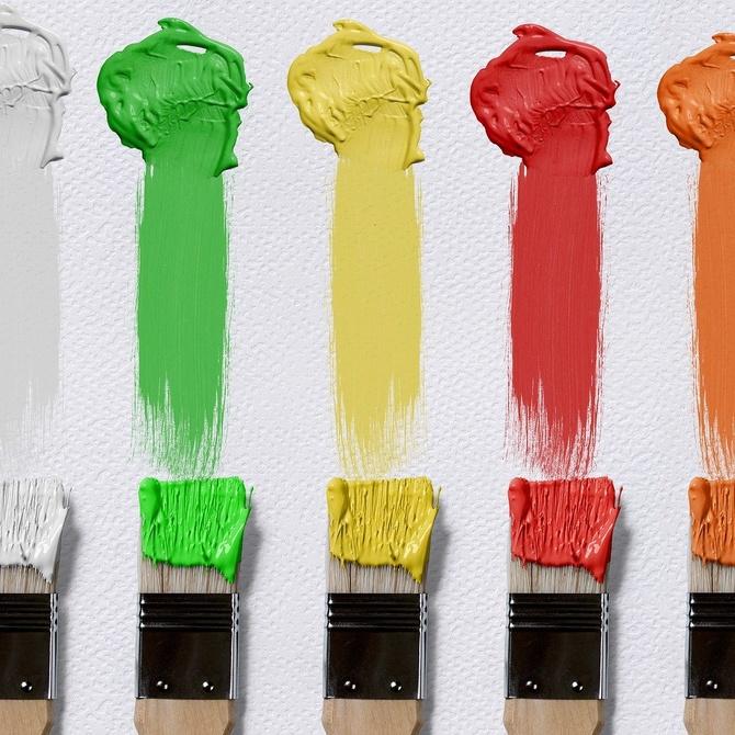 Colores para cambiar tu estado de ánimo