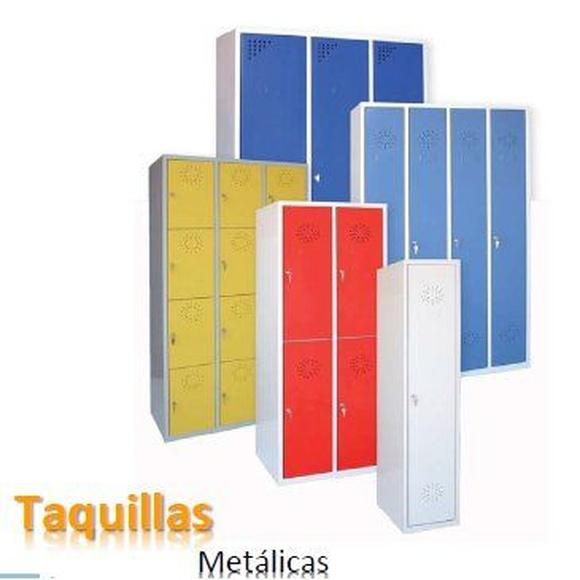 Taquillas y roperos: Productos de Sistemas DIM Instalaciones Comerciales, S.L.