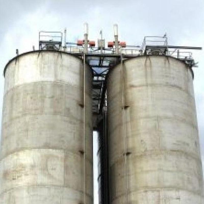 Calderería industrial: Productos y servicios de Mecayce, S.L.