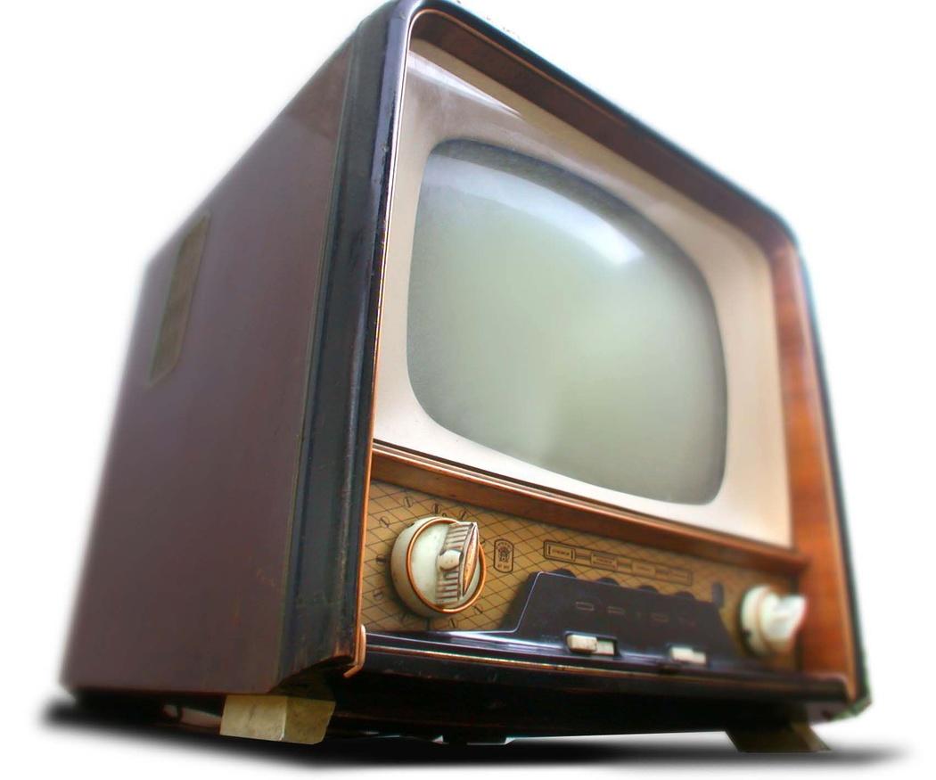 La historia de la televisión
