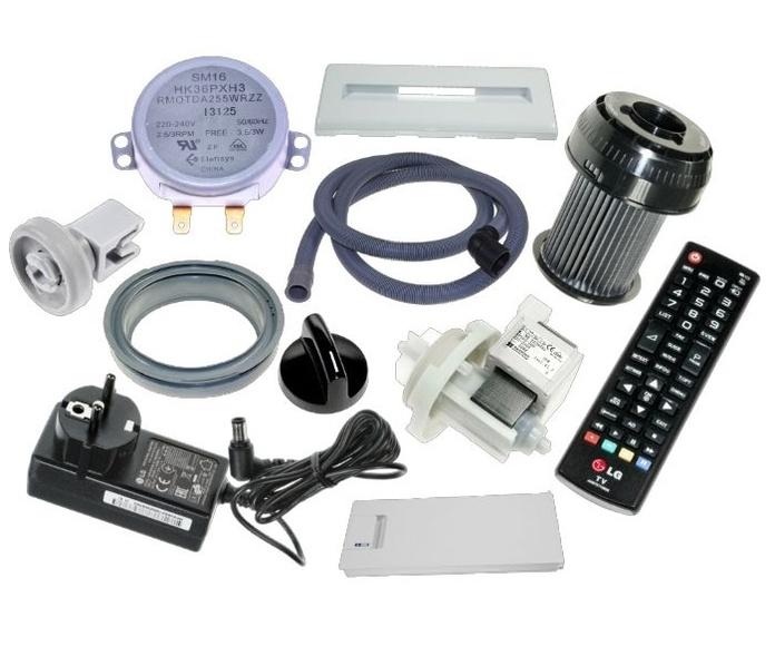 Venta de recambios para electrodomésticos: Servicios de Ruimorma