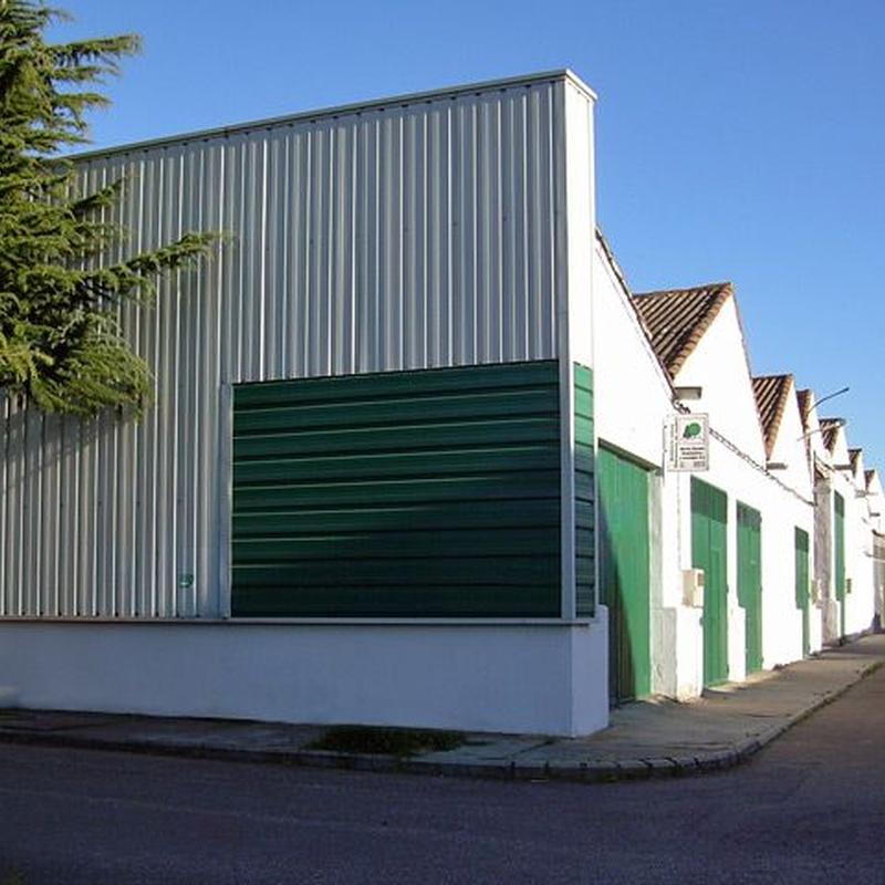 Alquiler de naves Zamora