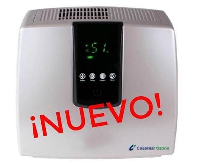 Escuela y Consulta protegida de virus con el purificador profesional de aire de última generación.