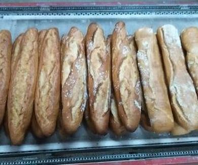 Panadería cerca del castillo de Bonavia