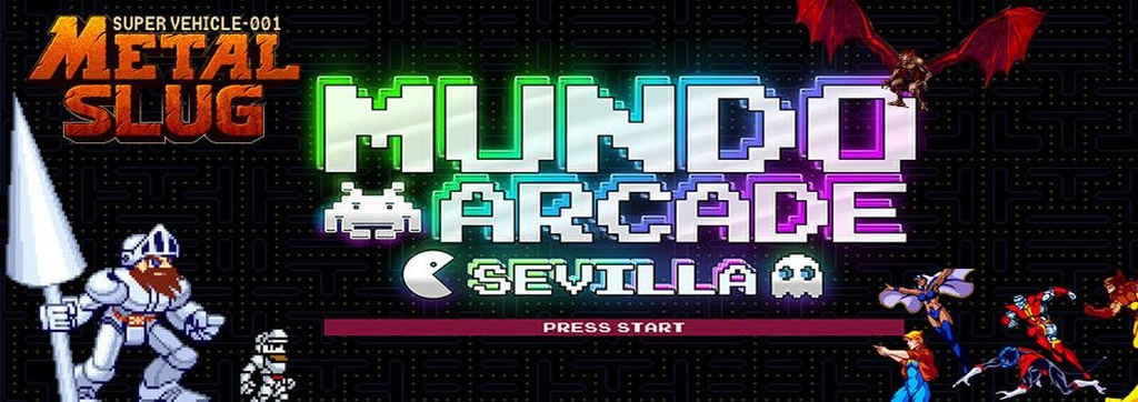 Bartop Arcade Sevilla | Mundo Arcade Sevilla