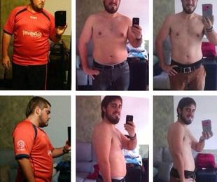 Control y pérdida de peso