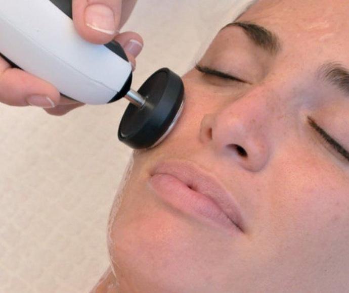 Radiofrecuencia facial: Tratamientos de Centro de Belleza y Bienestar Izaskun