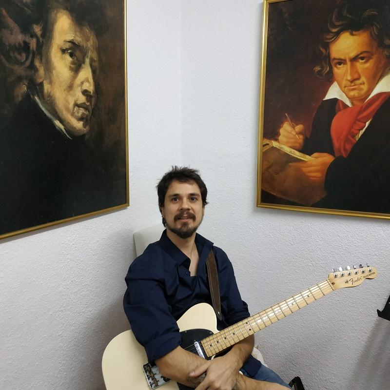 PROFESORES: Profesores de Escuela de música Fama
