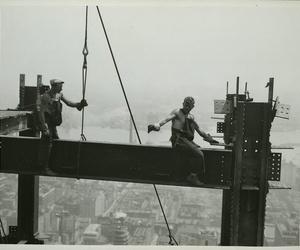 fotos antiguas de construccion