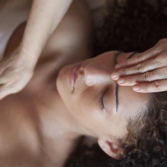 Los beneficios de los masajes