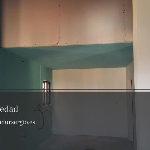 Empresas de pladur en Madrid centro | Empresa de Pladur Sergio