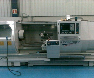 Torno Horizontal Challenger New BNC-650/2000 mm