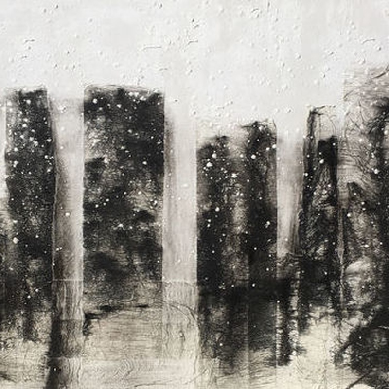 Expresionismo abstracto: catalogo de 4 INGLETES BRAVO MURILLO