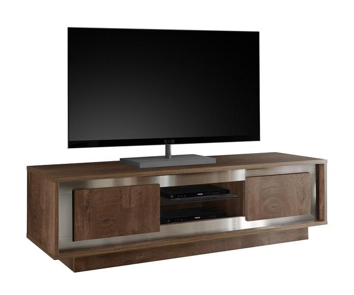 Mueble tv modelo Sky Rovere - Camino a Casa