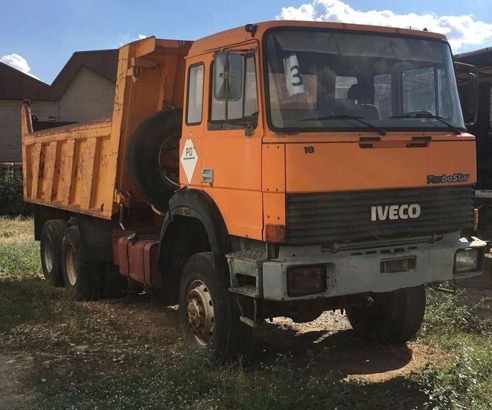 IVECO TURBOSTAR 33.330 6X6: Vehículos industriales de Emirtrucks Trading