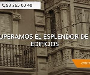 Rehabilitación de fachadas en el Eixample, Barcelona | Restauracàs, S. L.