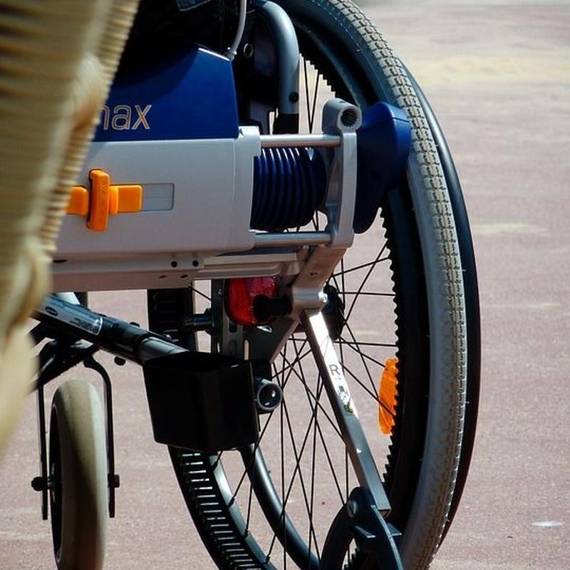 Sillas de ruedas eléctricas: Productos  de Grupo Ortopedia Mayor