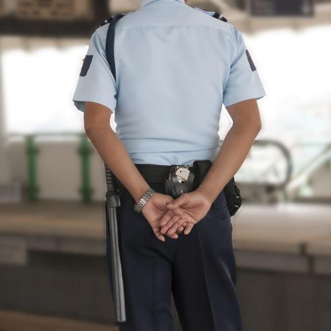 Controladores de seguridad en Madrid
