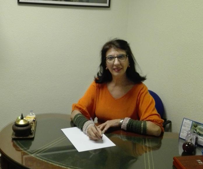 Dra. Sofia Odiaga Revilla