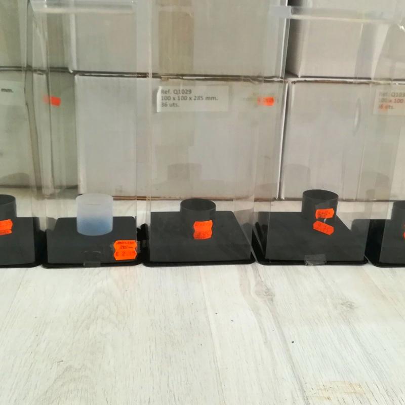 Cajas de Celofán. Diferentes medidas
