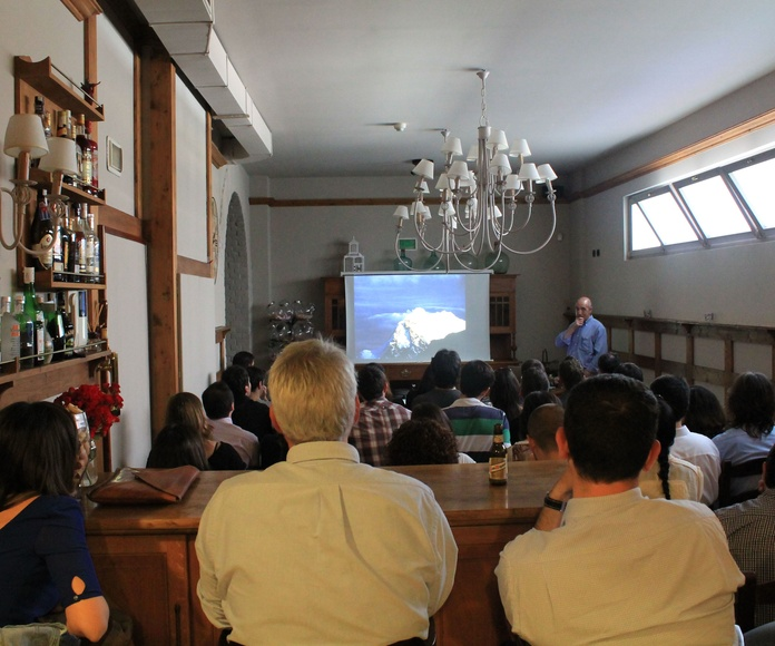 Eventos para empresas en Txoko Bilanda.