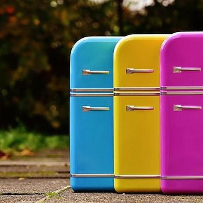 El origen del frigorífico
