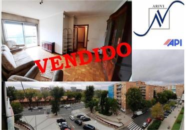 Piso en Fernando Poo 50, con terraza y vistas a Madrid Río