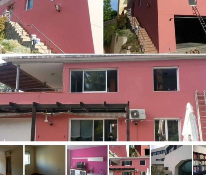 Rehabilitación de fachadas: Servicios de Alonso Pint
