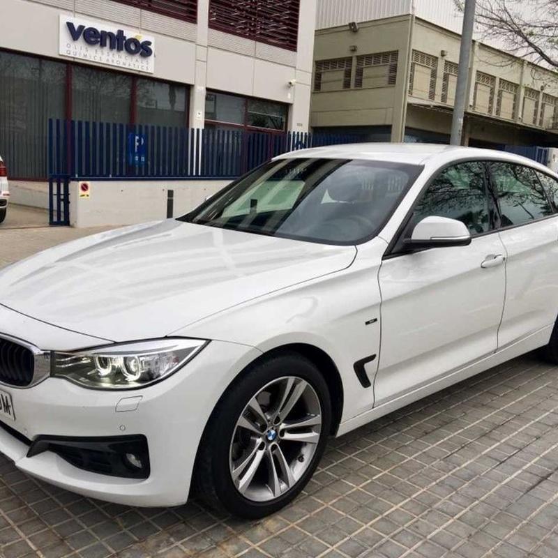 BMW Serie 3 Gran Turismo 318D GT: Servicios de CONCESIONARIO MEL`S