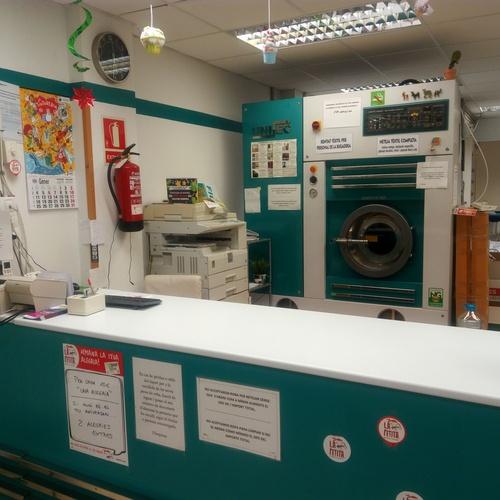 Tintorerías y lavanderías en Torredembarra, Tintorerias y lavanderias en el Vendrell