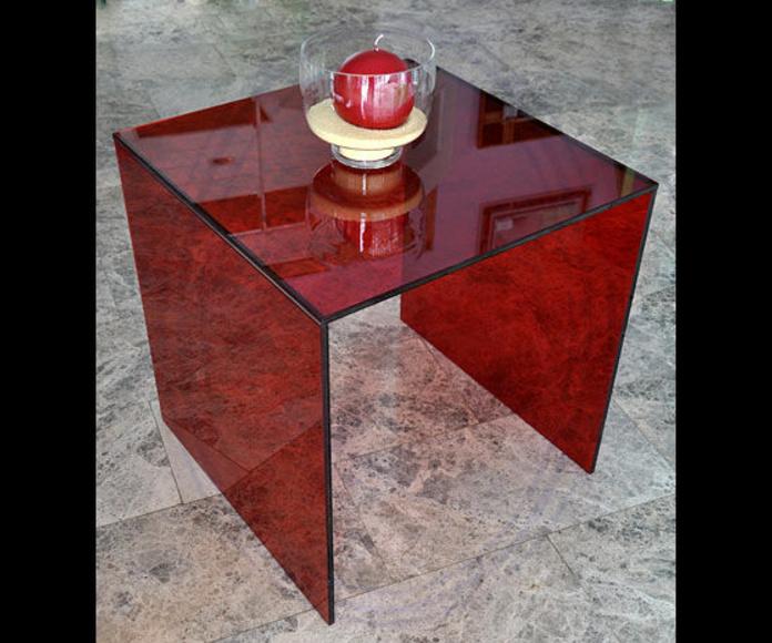Mobiliario en vidrio : Productos  de Cristalera Madrileña