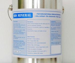 SBS mineral pintura de interior