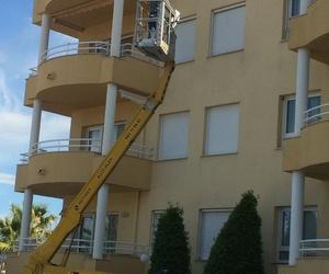 Pintores de edificios en Denia