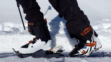 Material de esqui en Formigal
