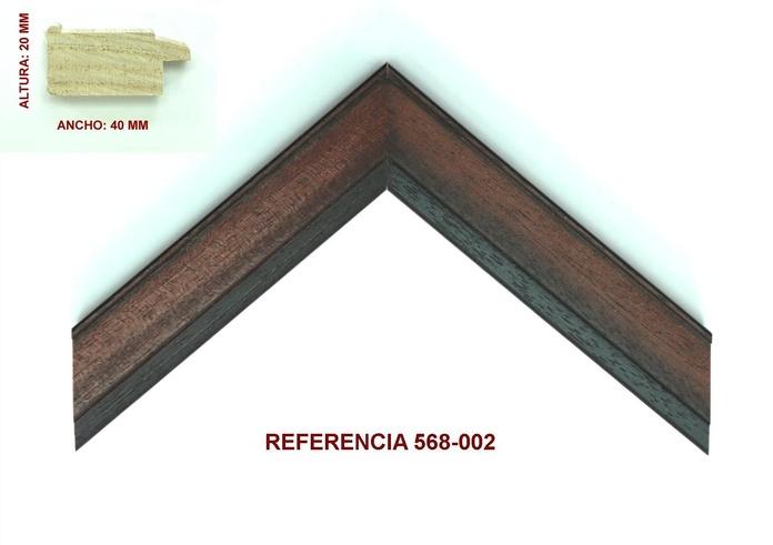 REF 568-002: Muestrario de Moldusevilla