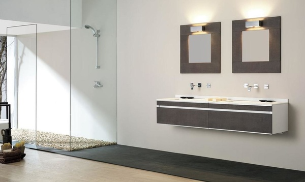 Muebles de baño Fiora Totem Collection
