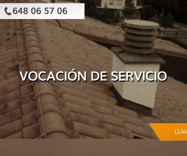 Rehabilitación de tejados Vitoria