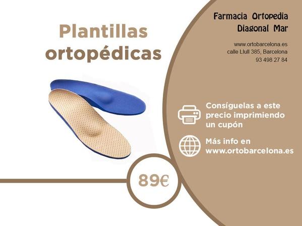 plantillas ortopedicas barcelona