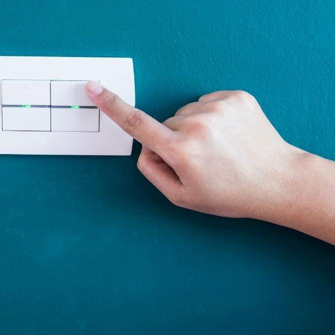 Consejos para elegir los mejores interruptores para tu casa