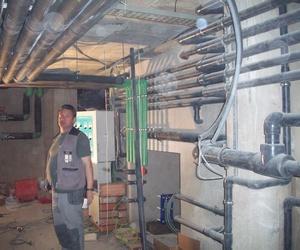 Instalaciones de sistemas de saneamiento
