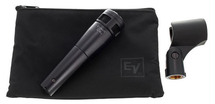 Microfono profesional EV CO4 para vientos, percusion bateria, amplificador...