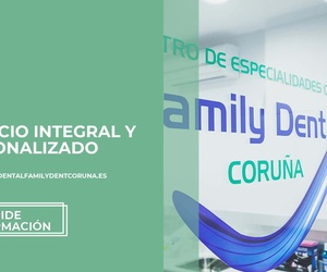La mejor clínica dental en A Coruña: Family Dent Coruña