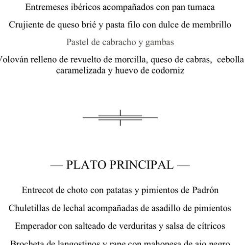 Restaurante de menú diario en Latina, Madrid: Restaurante El Alcázar