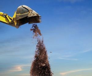 Excavadoras para canalizaciones en Navarra