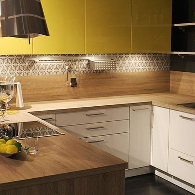 Cocinas funcionales y estéticas