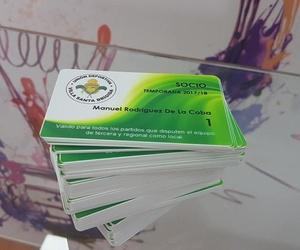 tarjetas plasticas las palmas
