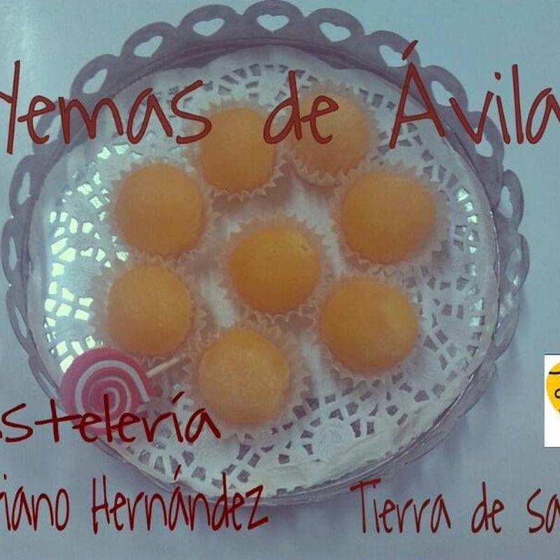 Productos típicos: Nuestros productos de Bollería y pastelería Mariano Hernández