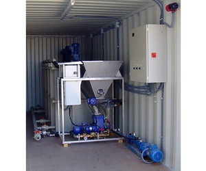 Maquinaria y equipos de depuración de ocasión